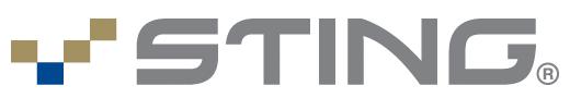 sting logotyp