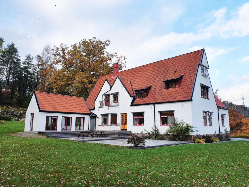 Villan Huvudkontoret