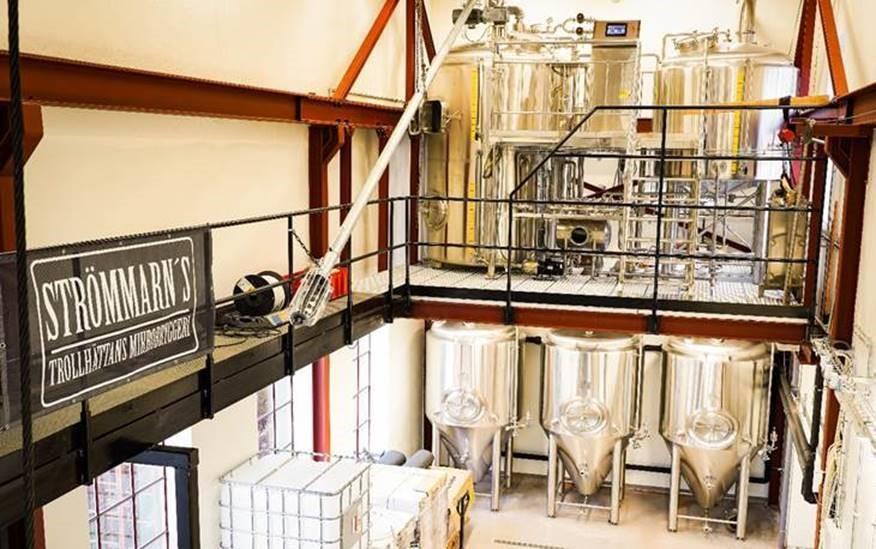 Bryggeri Strömmarns